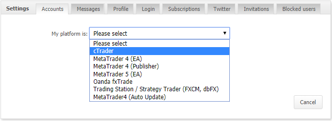 Guide to Using Myfxbook With cTrader - Best cTrader Brokers